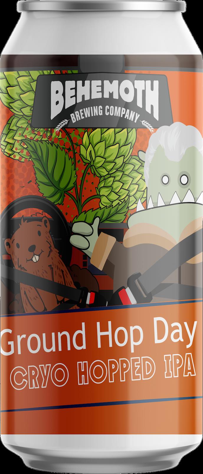 Ground Hop Day