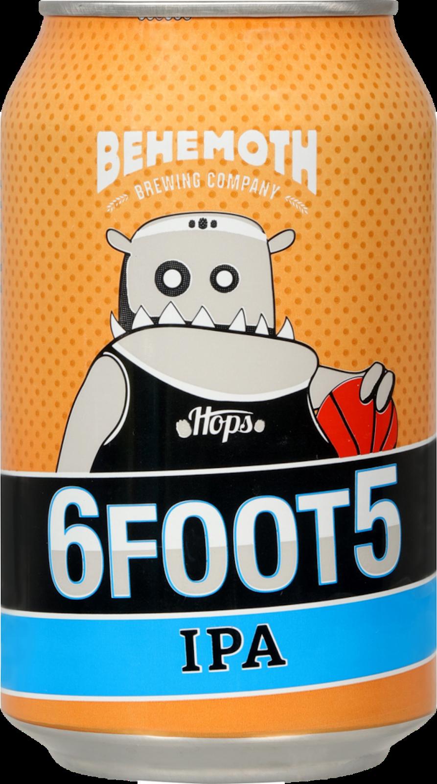 6 foot 5