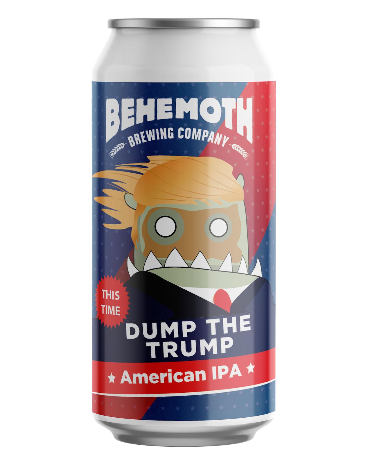 Dump The Trump (Again)