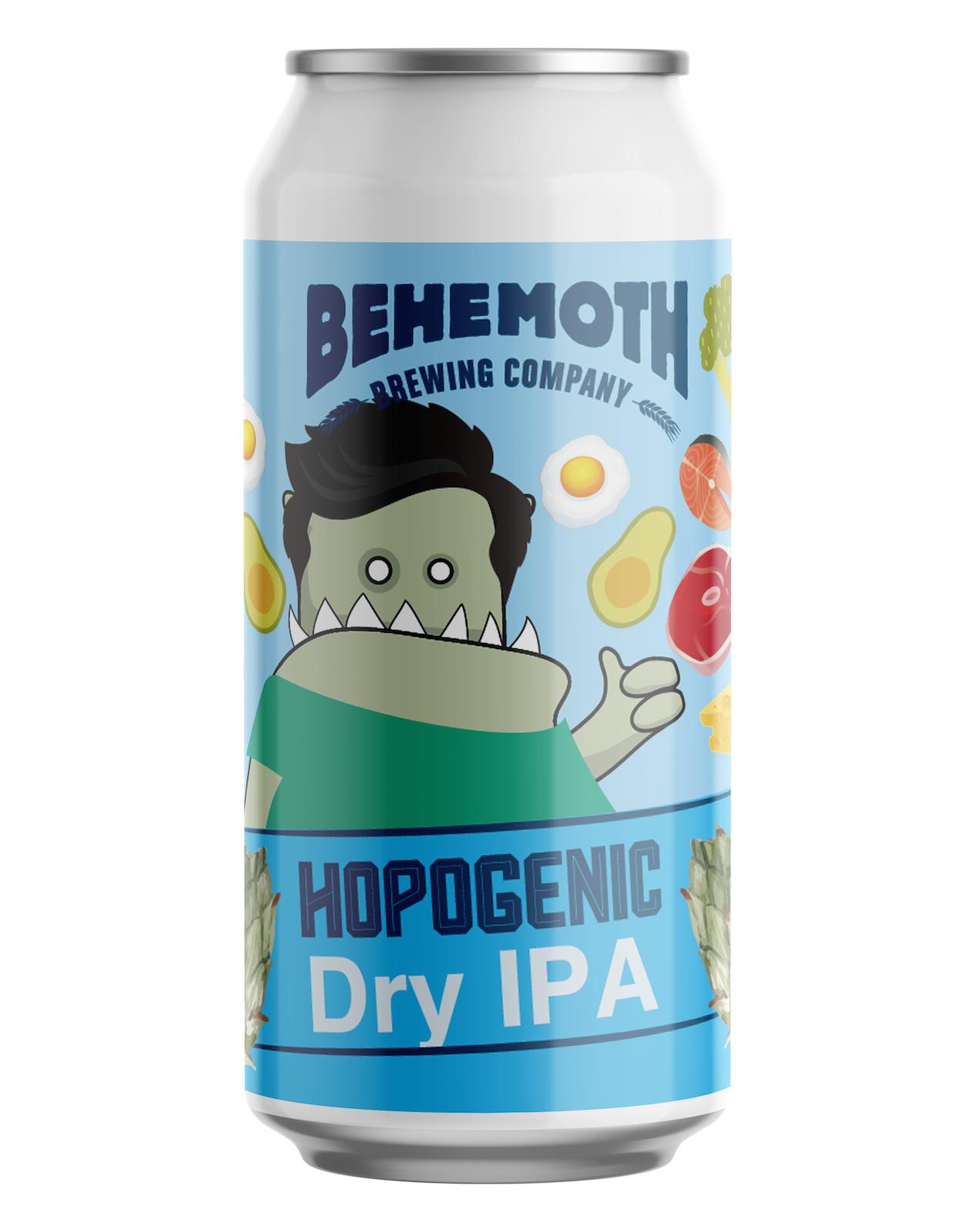 Hopogenic Dry IPA