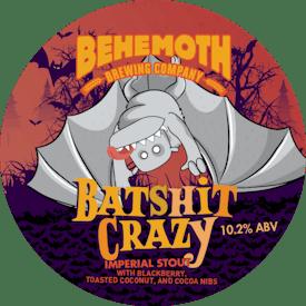 Batshit Crazy tap badge