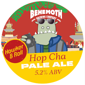 Hop Cha tap badge