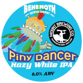 Piny Dancer tap badge