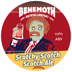 Scotchy scotch scotch tap badge