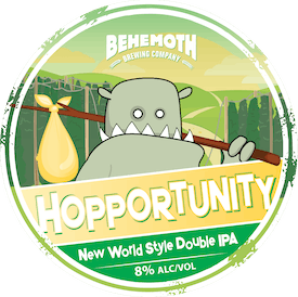 Hopportunity tap badge