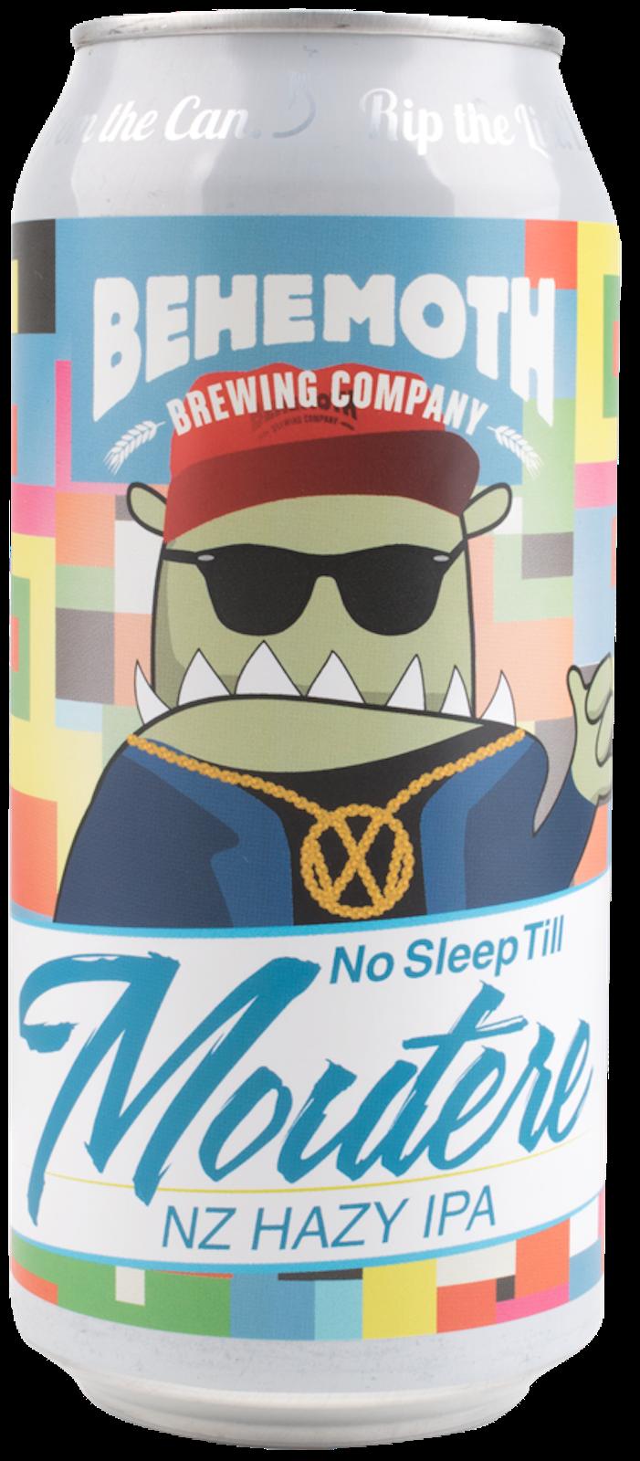 No Sleep Till Moutere
