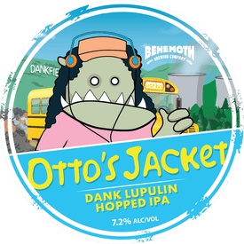 Otto's Jacket tap badge