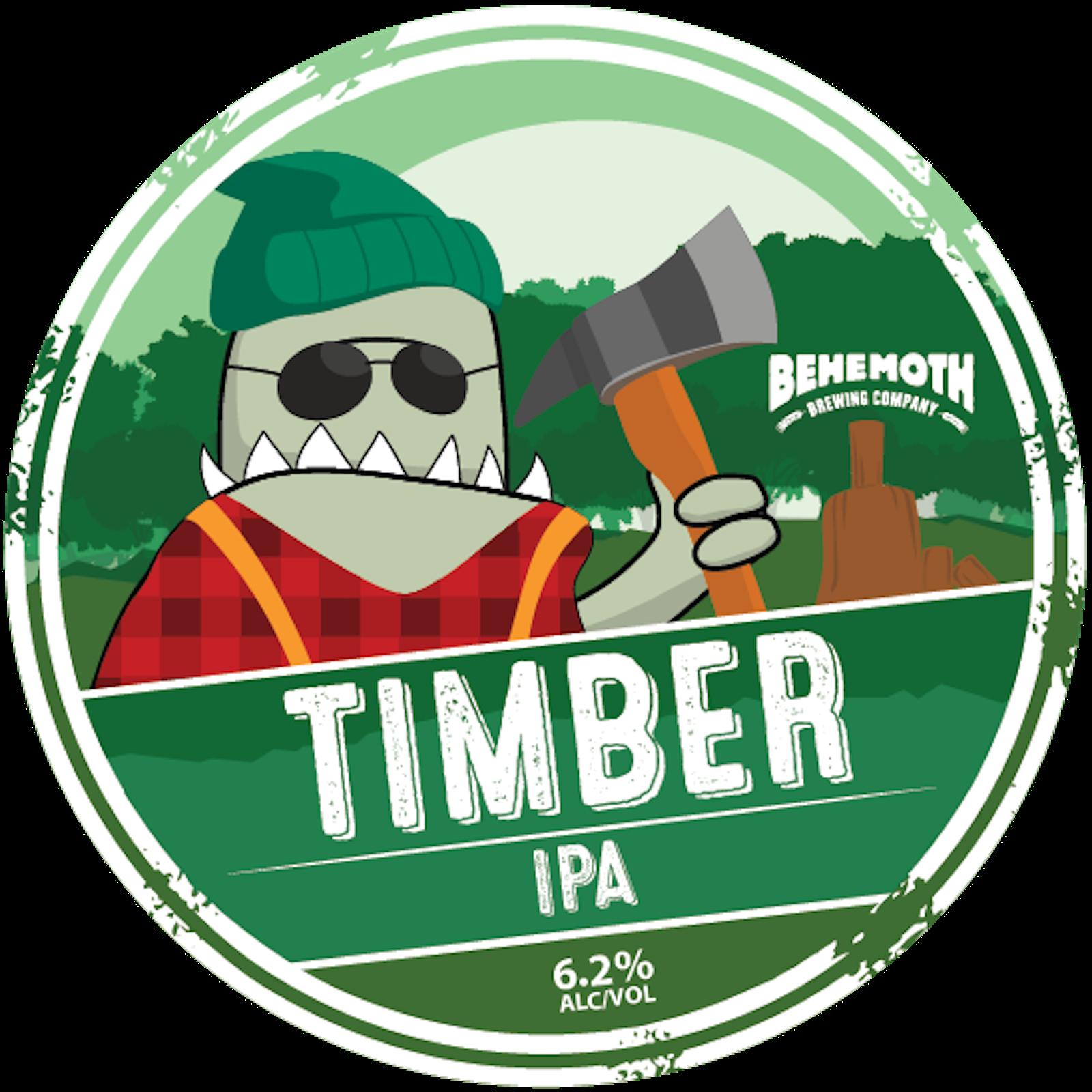 Timber IPA