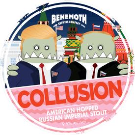 Collusion tap badge