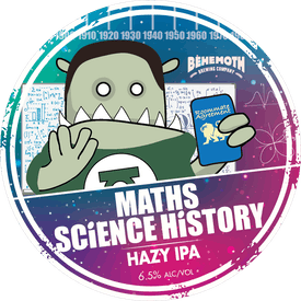 ​Maths Science History tap badge