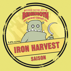 Iron Harvest tap badge