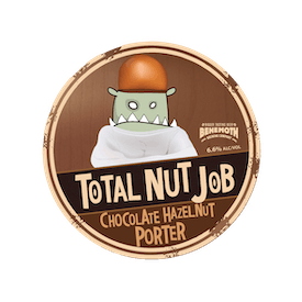Total Nut Job tap badge