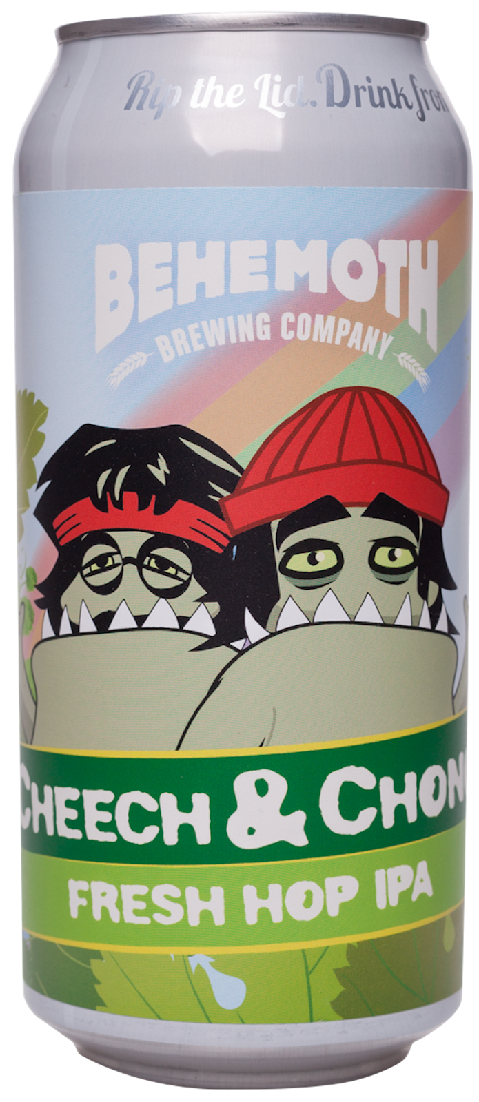 Cheech & Chong Fresh Hop IPA