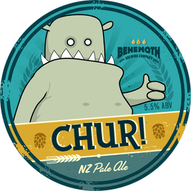 Chur tap badge