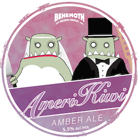 Amerikiwi tap badge