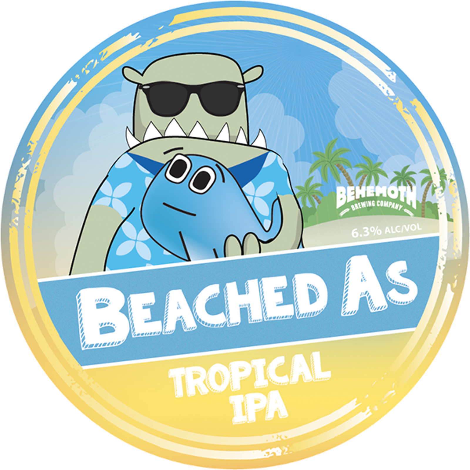 Beached As - Tropical IPA