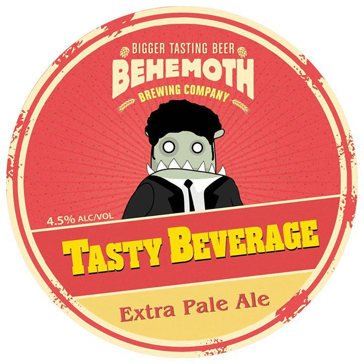 Tasty Beverage - Extra Pale Ale Launch