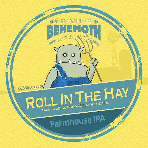 Roll in the Hay Farmhouse IPA launch