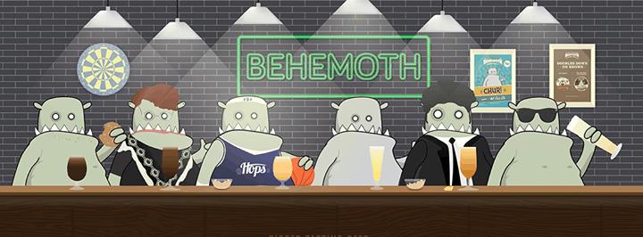 Behemoth Christmas Eve, eve!