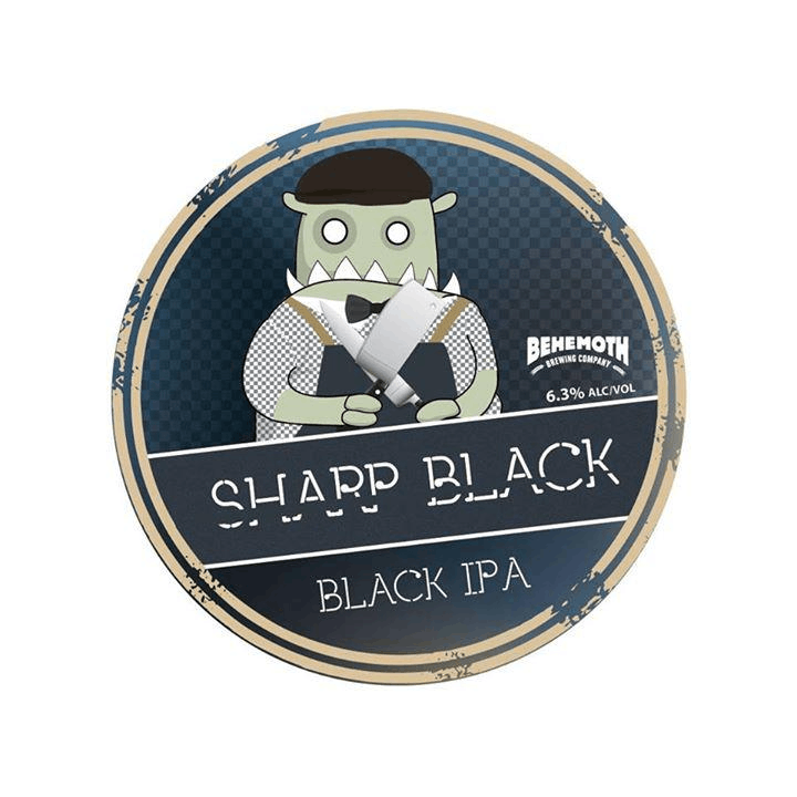 Behemoth Brewing 3rd birthday and Sharp Black Fundraiser