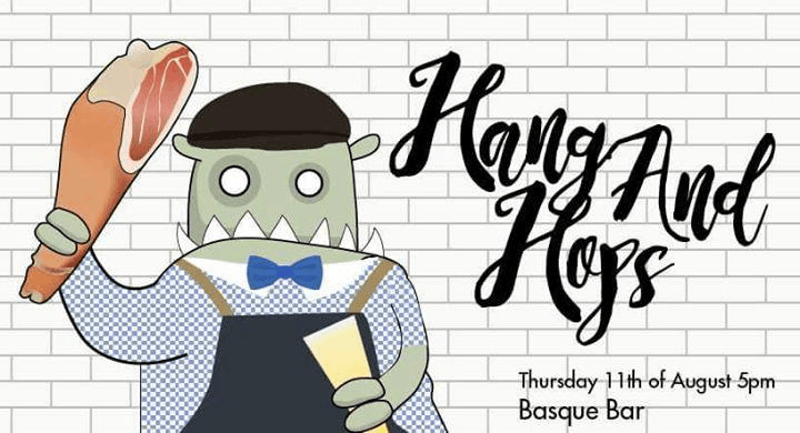 Hang and Hops - Beer and Cured Meats