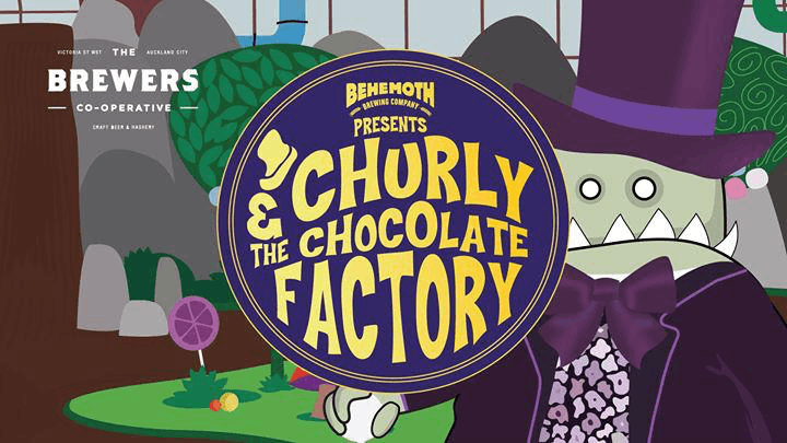 Churly and the Chocolate Factory Auckland
